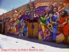 1979 Mural at La Peña